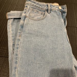 Mom jeans brand new with tags